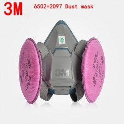 Paket 3M™ 2097 Particulate Filter, P100 with Mask 6502