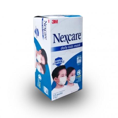 3M Nexcare Masker Anak Kids Mask