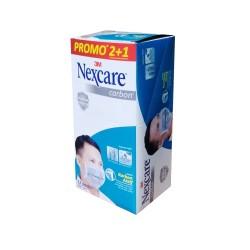 3M Nexcare Masker Karbon - Carbon Mask - Masker Debu Sepeda Motor - 1 Box [36 Masker]