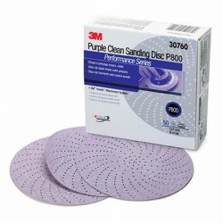 3M™ Purple Clean Sanding Hookit™ Disc