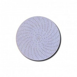 Purple Clean Sanding Hookit disc, 6 in, P 320, 50 disc/box