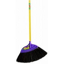 Natural Broom Set, 24 Each/Ctn