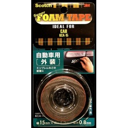 Super Strong for Car (KCA-15) (eceran) - Merk 3M Asli Double Tape u/ (Accesories, Benda Ringan, dll) Jual dg Harga Murah