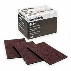 Scotch-Brite™ Extra Duty Hand Pad 6444, 6 in x 9 in