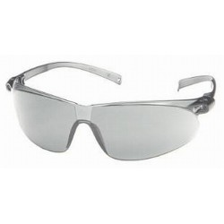 3M™ Virtua™ Sport Protective Eyewear, 11742-00000-20 I/O Gray Anti-Fog Lens, Gray Temple 20 ea/case (eceran)