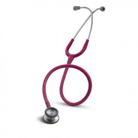 3M™ Littmann® Classic II Pediatric Stethoscope, Raspberry Tube, 28 inch, 2122