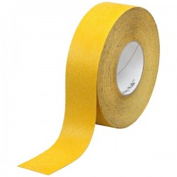 "3M Safety-Walk Slip-Resistant General Purpose Tapes and Treads 630-B, Safety Yellow, 2"" x 60'"