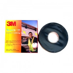 Scotch 23 Rubber Splicing Tape - 3/4 in x 30 ft