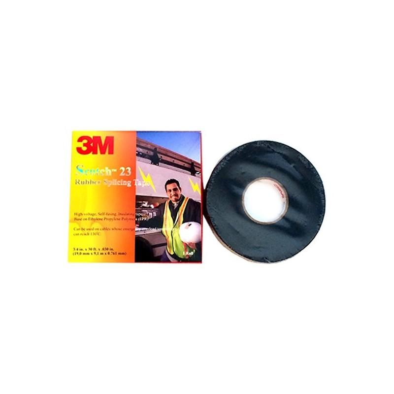 Scotch Rubber Splicing Tape 23 3 4 In X 30 Ft