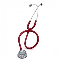 3M™ Littmann® Classic II S.E. Stethoscope, Burgundy Tube, 28 inch, 2211 (Stetoskop)