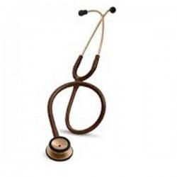 3M™ Littmann® Classic II S.E. Stethoscope, Copper-Finish Chestpiece, Chocolate Tube, 28 inch, 2820CPR (Stetoskop)