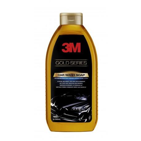 3M™ Car Wash Soap Gold Series - 3M Konsentrat Cukup untuk 100 Liter dan Tidak Menghilangkan Lapisan Wax