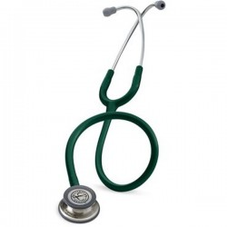 3M Littmann Classic III Stethoscope, Hunter Green, 27 inch, 5624 - Jual Stetoskop dg Harga Murah