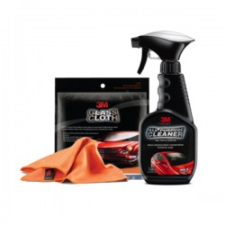 PAKET CLEANING (3M Glass Clotch & 3M All Purpose Cleaner)