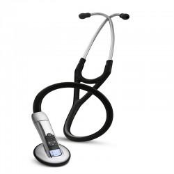 3M™ Littmann® Electronic Stethoscope Model 3200, Black Tube, 27 inch, 3200BK27