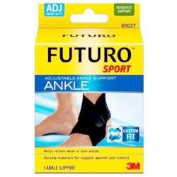 FUTURO™ SPORT ADJUSTABLE ANKLE SUPPORT ADJ - 09037EN