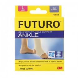 FUTURO™ COMFORT LIFT ANKLE SUPPORT, Large (76583EN) - Distributor Online Jual Angkle Support murah u/ Pergelangan Kaki yg Sakit