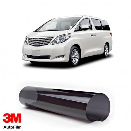 3M Auto Kaca Film Eco-Black Mobil Toyota Agya