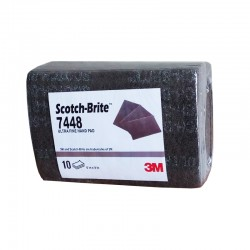 Scotch-Brite™ Ultra Fine Hand Pad 7448, 6 in x 9 in