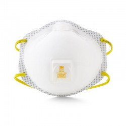 3M Masker Particulate Welding Respirator 8212, N95, with Faceseal - 80 EA/Case