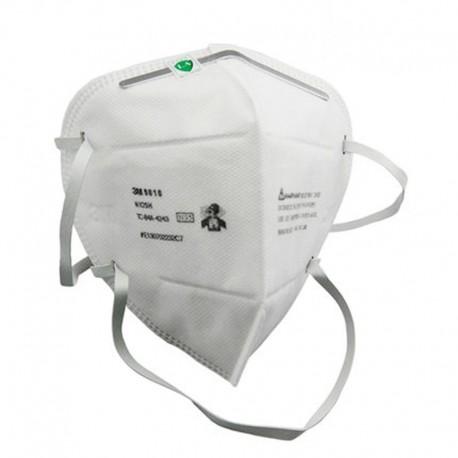 3M Masker N95 9010 Particulate Respirator - 500 each/case
