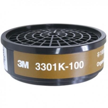 3M™ 3301K-100 Organic Vapor Cartridge