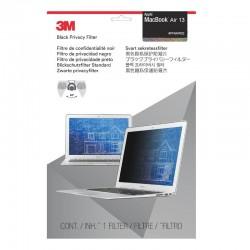 3M Privacy Filter for Apple MacBook Air 13-inch (PFNAP002) Black - Pelindung Layar Anti Spy
