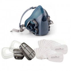 Paket Hemat - Masker Pengecatan Bengkel Ultimate
