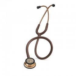 3M Littmann Classic III Stethoscope, Copper-Finish Chestpiece (Chocolate Tube), 27 inch, 5809 Jual Stetoskop Harga Murah