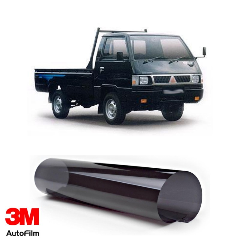 3m Auto Film Kaca Film Mobil Paket Small Titanium U Mitsubishi L300