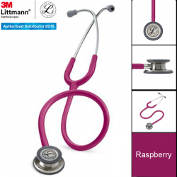 3M™ Littmann® Classic III™ Stethoscope, Raspberry Tube, 27 inch, 5626 (Stetoskop) di Jual Online dg Harga Murah