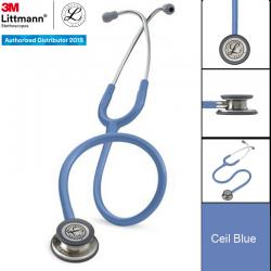 3M Littmann Classic III Stethoscope, Ceil Blue, 27 inch, 5630 - Jual Stetoskop dg Harga Murah