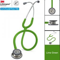3M Littmann Classic III Stethoscope, Lime Green, 27 inch, 5829 - Harga Murah Stetoskop di Jual Online