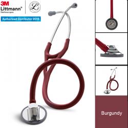 3M LittmannMaster Cardiology Stethoscope, Burgundy Tube, 27 inch, 2163 Stetoskop
