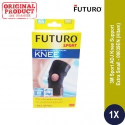 FUTURO(TM) SPORT ADJ KNEE SUPPORT (09039ENT) - Jual Dekker Lutut dg Harga Murah u/ Menjaga & Menyembuhkan Cedera Lutut