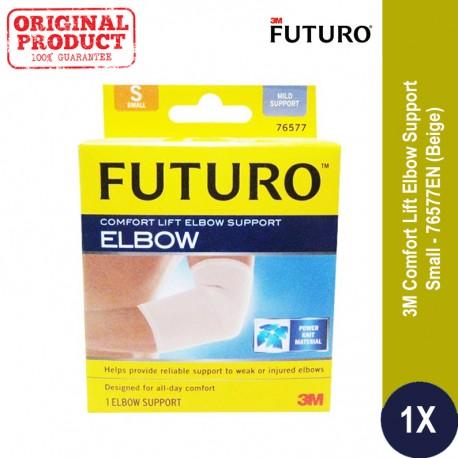 FUTURO™ COMFORT LIFT ELBOW SUPPORT, SMALL (76577EN) - u/ Mencegah & Menyembuhkan Cedera Siku Tangan Jual dg Harga Murah