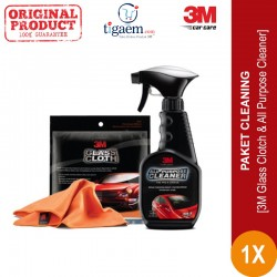 PAKET FINISHING (3M Glass Clotch & 3M All Purpose Cleaner)