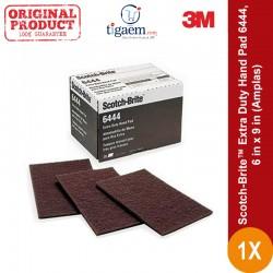 Scotch-Brite™ Extra Duty Hand Pad 6444, 6 in x 9 in (Amplas)