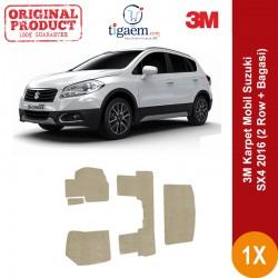 3M Car Mat ( Karpet Mobil ) - Karpet Dasar yang Bagus u/ Tipe Mobil Sedan dg Kualitas Terbaik