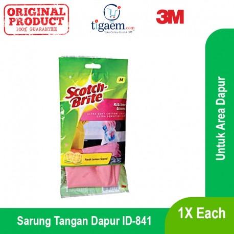 Sarung Tangan Dapur 3 Size SML (Eceran)