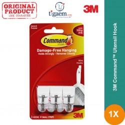 Command Utensil Hook 36 Packs/Ctn