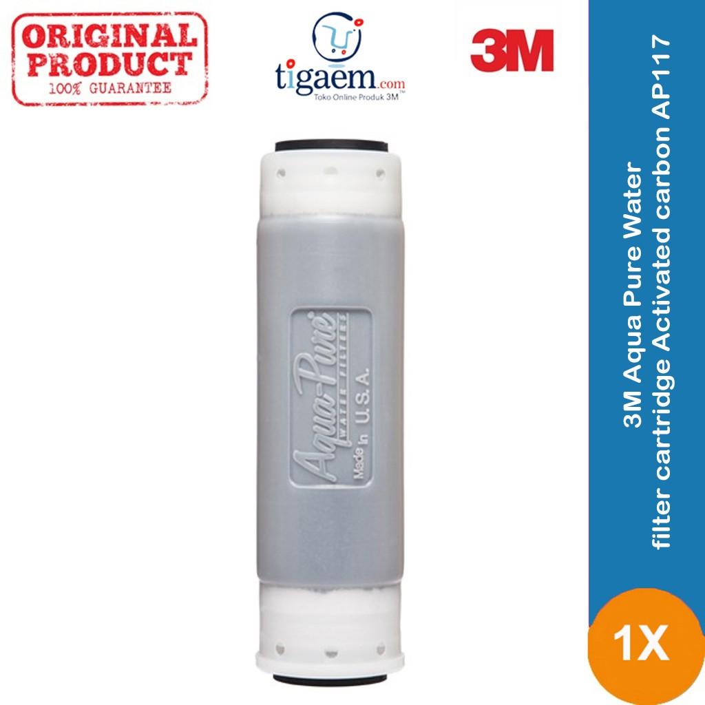 3m Aqua Pure Water Filter Cartridge Activated Carbon Ap117 Katrid Paket Hemat Produk Car Care 3 Lengkap Dan Air Bersih Berkualitas Dg Harga Murah