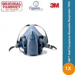 3M™ Half Facepiece Reusable Respirator 7502