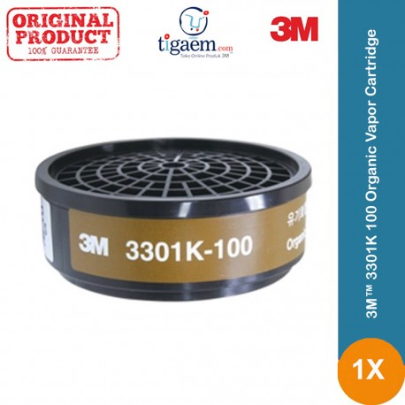 3M™ 3301K-100 Organic Vapor Cartridge