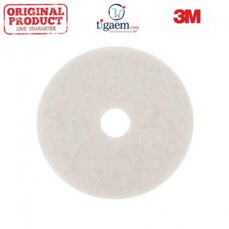 4100 16IN WHITE SUPER 5 PADS/CASE