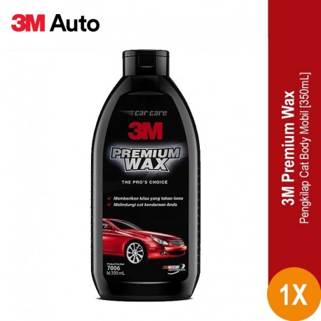 3M 7006 Premium Wax isi: 350 ml bottle