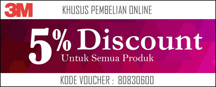 Diskon Pembelian Online