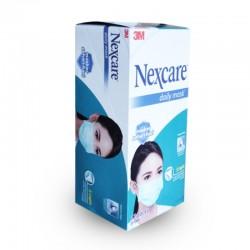 3M Nexcare Masker Daily Earloop, 1 Box [36 Masker]