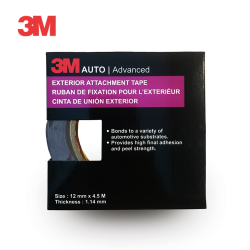3M VHB Double Tape Automotive Mobil size 12mm x 4.5m