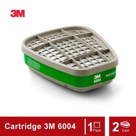 3M™ Ammonia Methylamine Cartridge 6004, Respiratory Protection